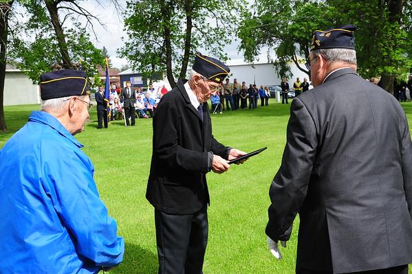 Brooten Legion Memorial Day 05-29
