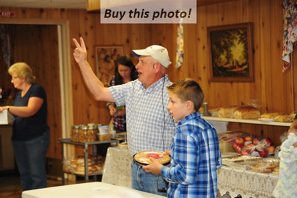 Crow River WELCA auction 10-14