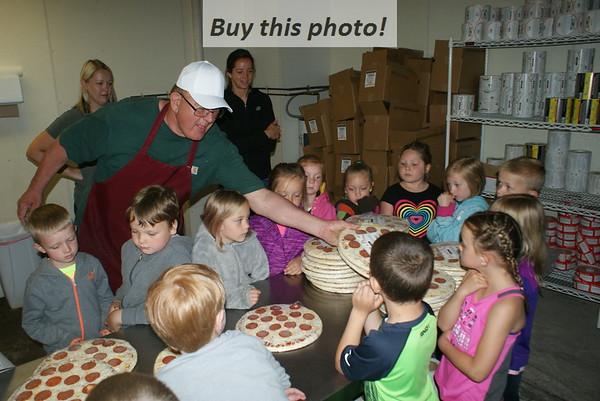 Elrosa business kindergarten tour