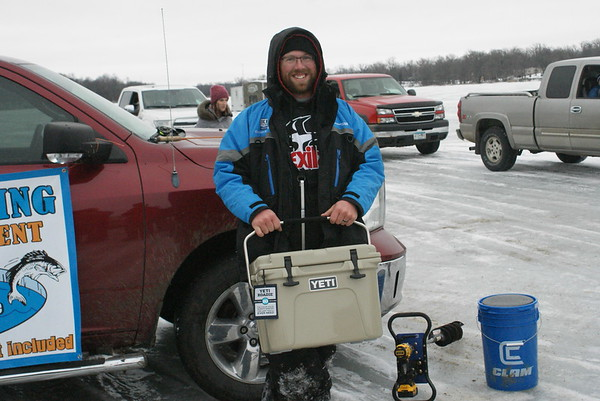 Tully's Ice Fishing Memorial Derby