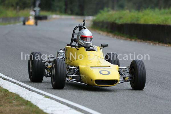 2017 B.C. Historic Motor Races (Saturday)