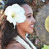 Greeting Guests is this Island girl at Becoming Independents 4th annual luau Held on Saturday September 23rd in Becoming Independents garden. Guests enjoyed Polynesian dancing, live music, raffles, signature drinks and luau feast while supporting vital programs in this fundraiser. (Photos Will Bucquoy for the Press Democrat).