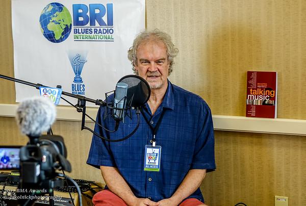 2017 BMA's BRI Studio Interviews