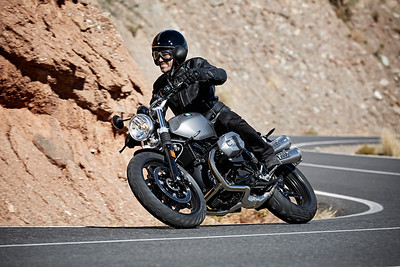 2017 BMW R1200 and R nineT update