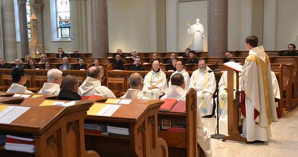 2017 Seminary Baccalaureate Mass
