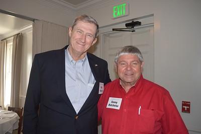 Bob Mullins and Sonny Batchelor