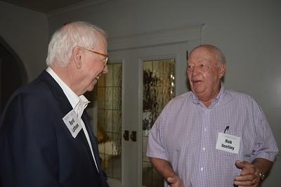 Byrd Latham and Bob Bentley