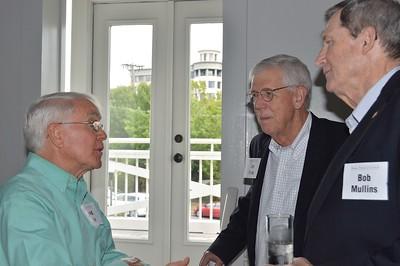 David Rice, Jim Rives and Bob Mullins