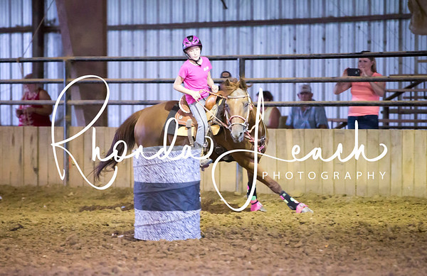 Rural Mount Barrel Race  7-29-17