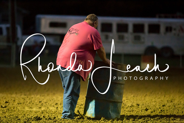 Clinton  Barrel Race Open 9-02-17