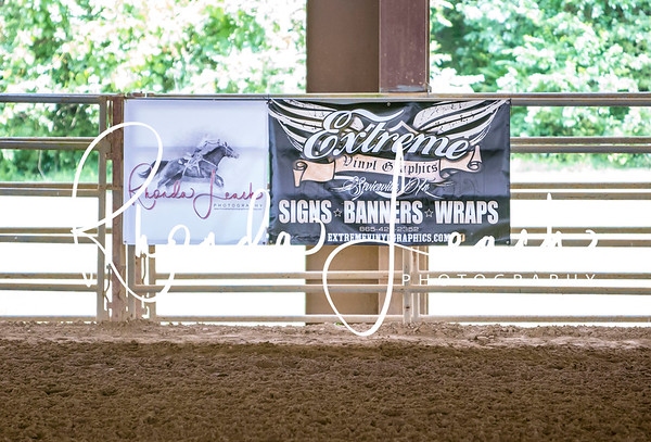 Harriman NBHA Barrel Race Roxanne's  6-10-17 Exhibition
