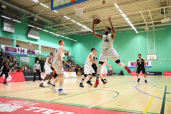 2017 Basketball England Patrons Cup Final