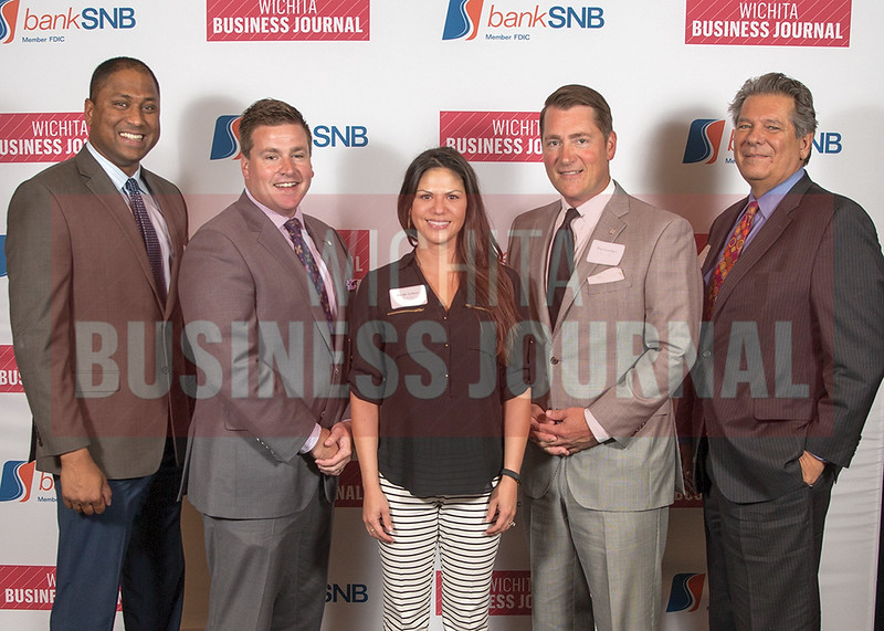 2017 Best In Business photo backdrop sponsor: Bank SNB