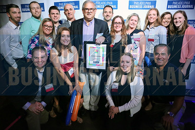 2017 Best Places to Work Awards