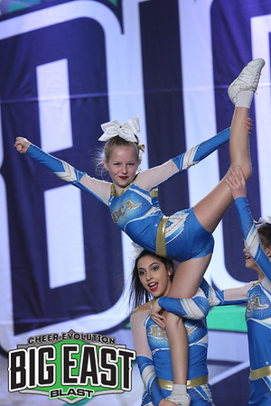 Beach Cheer Athletics Breakers Small Junior A 1