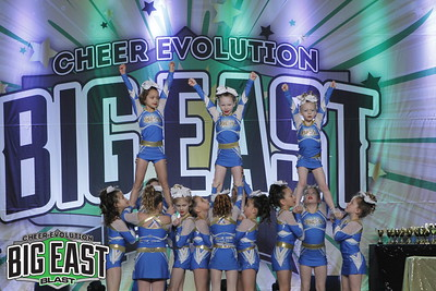 Beach Cheer Athletics Waves Mini A 1