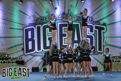 Black Widow Cheer Gym Yumberry Youth 3