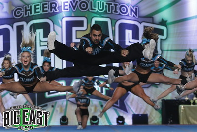 Cheer Sport Finback Sharks Int'l Open Sm Coed 6