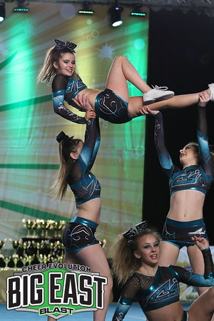 Cheer Sport Pacific Sharks Small Senior 5
