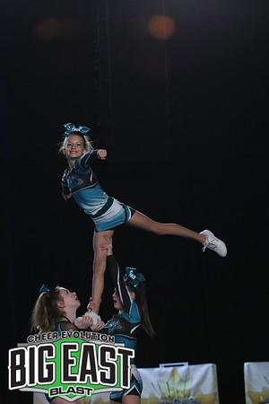 Cheer Sport Piked Sharks Large Youth 2