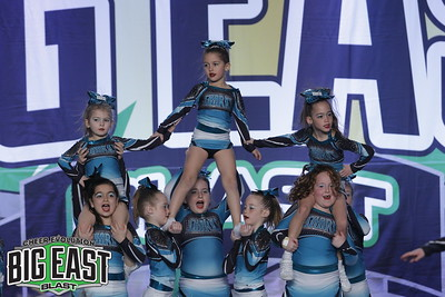 Cheer Sport Ribbontail Sharks Mini AA 1