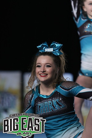 Cheer Sport River Sharks Junior 3