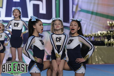 CheerForce WolfPack Gravity Small Junior A 1