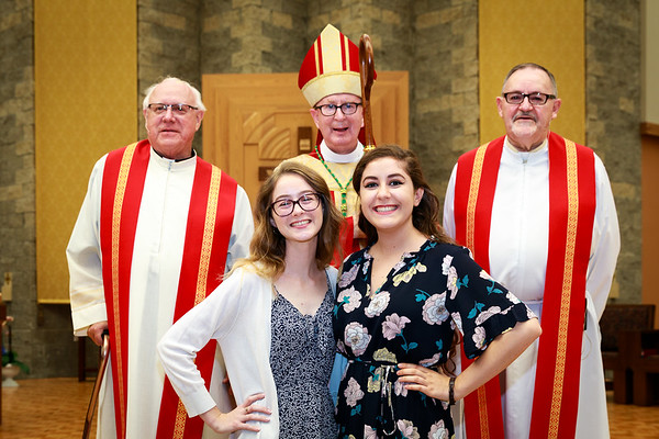 2017 Blessed Trinity Confirmation