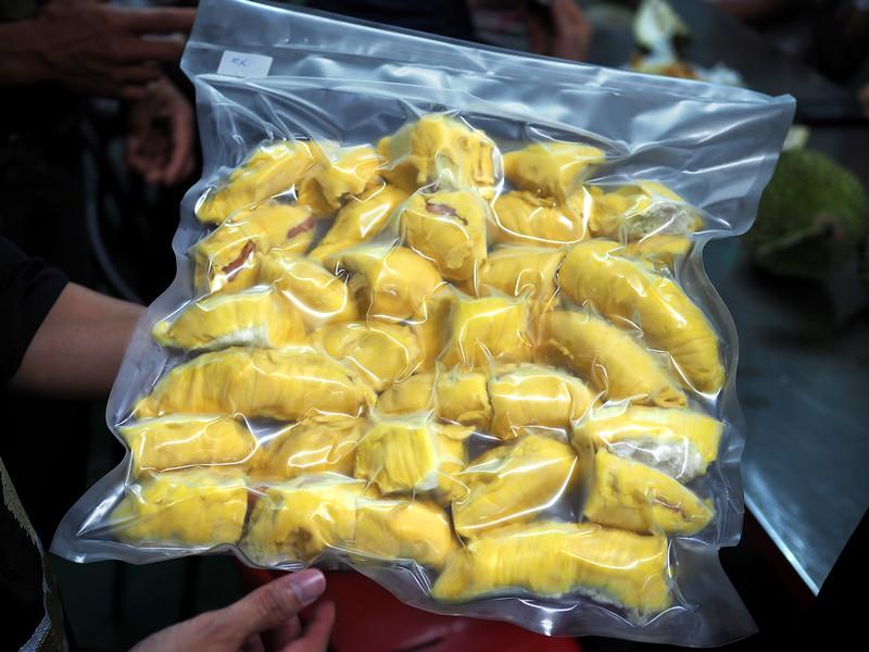 malaysia durian export