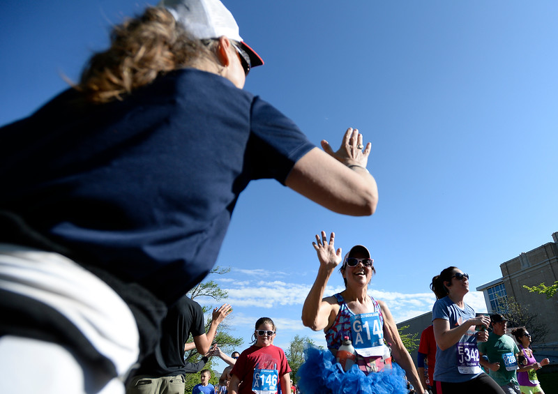 Bolder Boulder Citizen's Race