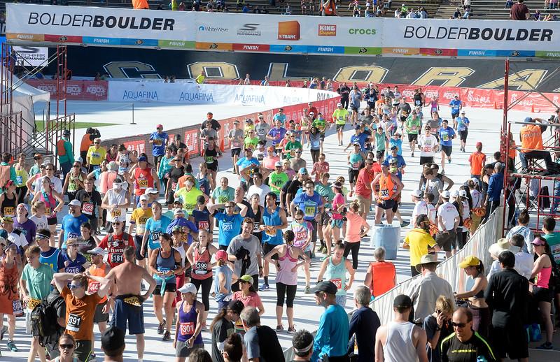 2017 Bolder Boulder 10K