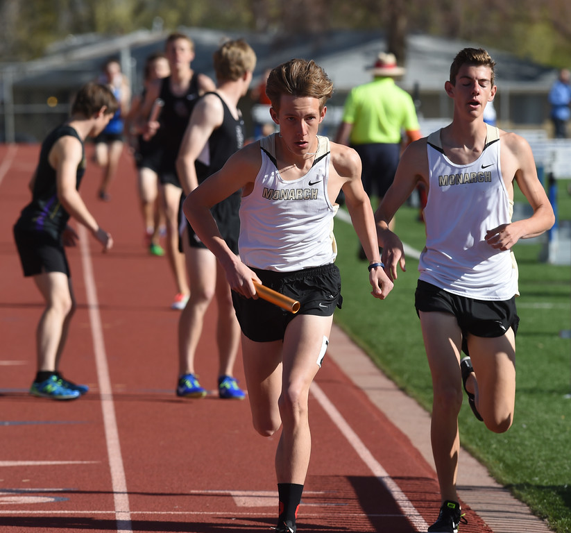 Boulder County Invitational in Longmont