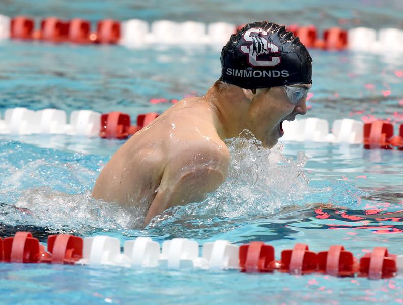 2017 Boys' Mustang Invitational Swim Meet