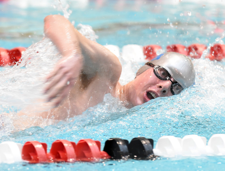 2017 Boys' Mustang Invitational Swim Meet