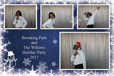 2017 - Brooking Park & The Willows Employee Holiday Party