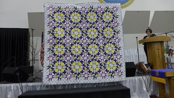 Quilt by Kathy Kittle