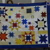 A Quilt of Valor made by the Cotton Patchers.  Pattern is Hero's Tribute from Fons and Porter magazine.