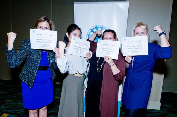 2017 CEDAW Women's Human Rights Awards Breakfast - November 3