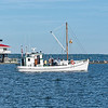 BUY BOAT THOMAS J.  2017 CHOPTANK HERITAGE SKIPJACK RACE COMMITTEE BOAT