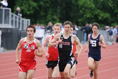 Boys 3200m Run
