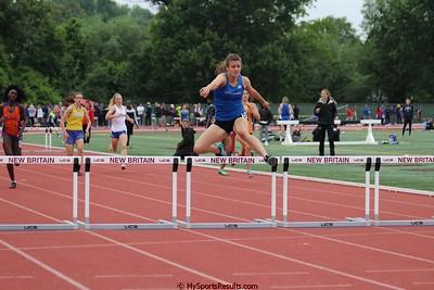 Girls 300m Hurdles