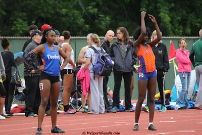 Girls 4x100m Relay