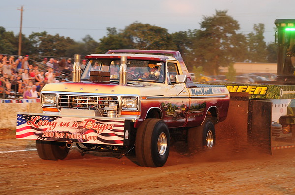 "2017 CLARKE CO FAIR ""DRAGON MOTORSPORTS PULL"" 8-16-17"