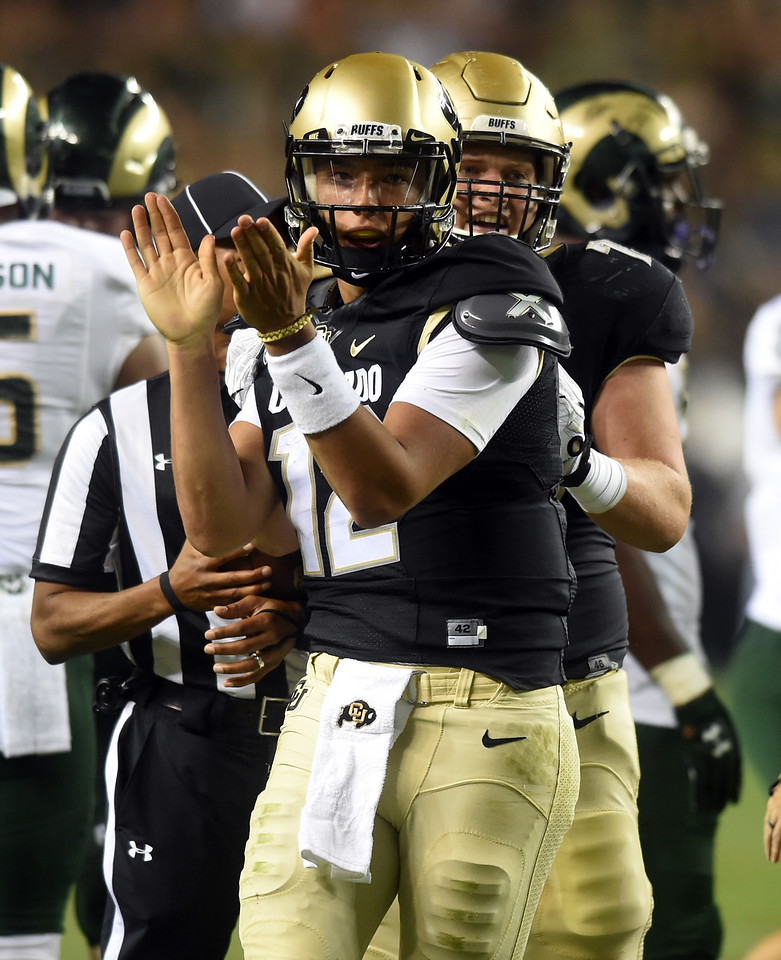 Colorado and Colorado State Football