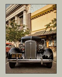 Vintage Alley Car Show