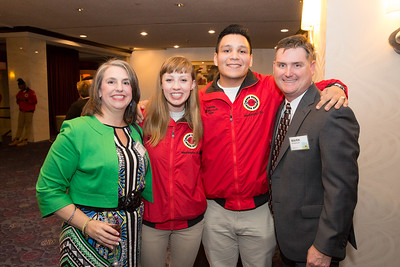 29 March 2017, City Year Washington, DC gala.