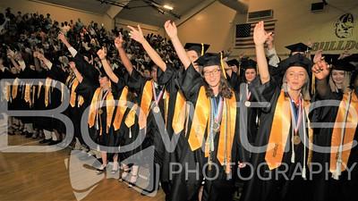 2017 Camden High Graduation