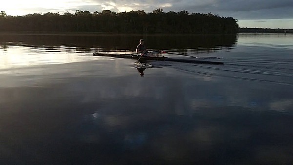 DeLand Jan 15, 2016 - Craig Sculling