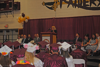 Leah McDonald - Oneida Daily Dispatch Canastota High School held its 136th Commencement Ceremony on Saturday, June 24, 2017.