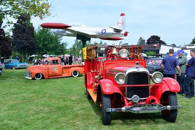 Acton Legion Third Annual Car Show